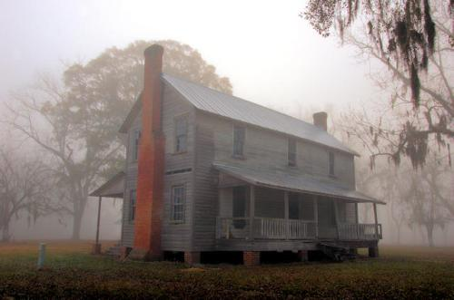 long-county-ga-henry-walcott-house-rear-view-photograph-copyright-brian-brown-vanishing-south-georgia-usa-2012