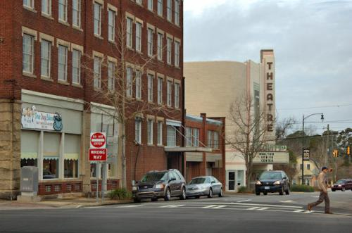 moultrie-ga-first-avenue-photograph-copyright-brian-brown-vanishing-south-georgia-usa-2013