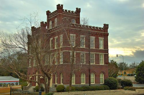 moultrie-ga-old-colquitt-county-jail-photograph-copyright-brian-brown-vanishing-south-georgia-usa-2013