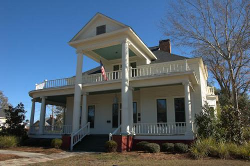 vidalia-ga-peterson-wilbanks-house-photograph-copyright-brian-brown-vanishing-south-georgia-usa-2013