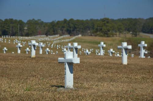 georgia-state-prison-cemetery-reidsville-photograph-copyright-brian-brown-vanishing-south-georgia-usa-2013