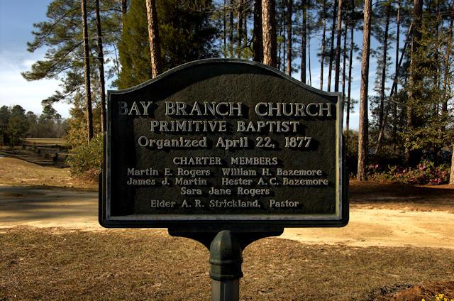 historic-bay-branch-primitive-baptist-church-historic-marker-evans-county-ga-photograph-copyright-brian-bown-vanishing-south-georgia-usa-2013