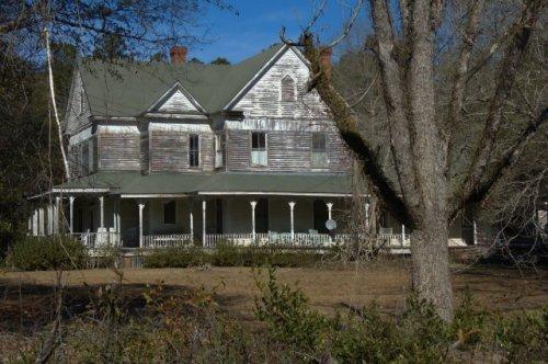 manassas ga historic foy manassas house photograph copyright brian brown vanishing south georgia usa 2013