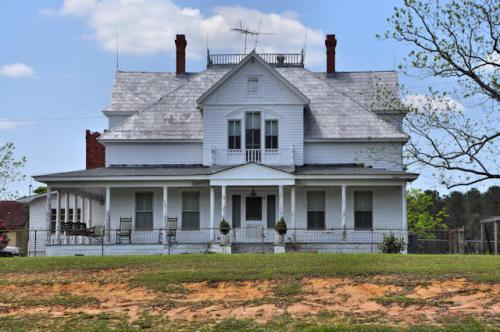 bulloch-county-ga-dr-john-c-nevil-house-photograph-copyright-brian-brown-vanishing-south-georgia-usa-2013