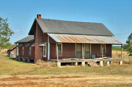 lands-crossing-irwin-county-ga-double-pen-farmhouse-photograph-copyright-brian-brown-vanishing-south-georgia-usa-2013