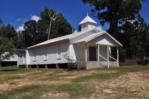historic-pine-level-missionary-baptist-church-minter-ga-photograph-copyright-brian-brown-vanishing-south-georgia-usa-2013