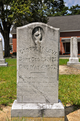 Tag Archives: South Georgia Historic Markers