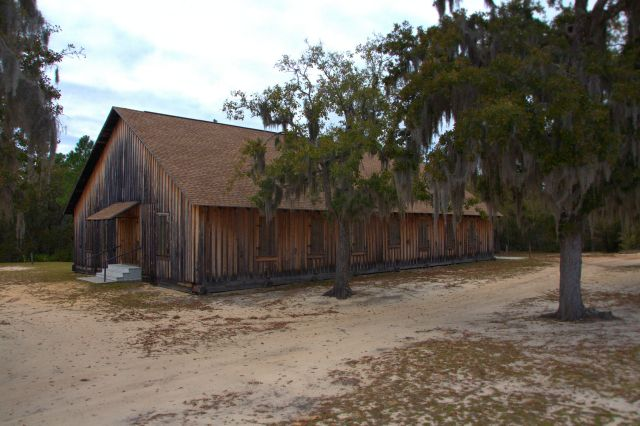 historic shiloh primitive baptist blackshear ga photograph copyright brian brown vanishing south georgia usa 2013