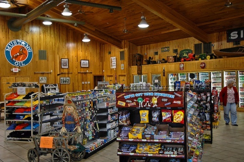 Irwinville GA Morehead's Country Store Picture Image Photograph Copyright © Brian Brown Vanishing South Georgia USA 2013