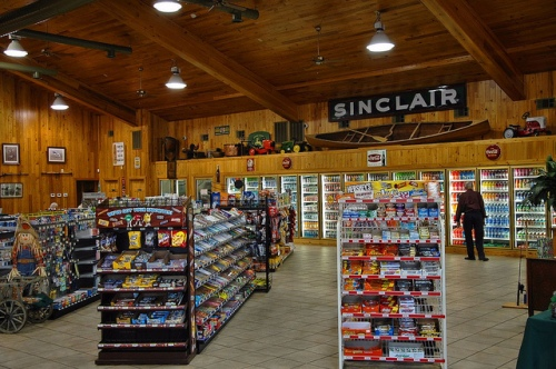 Morehead's Country Store Irwinville GA Picture Image Photograph Copyright © Brian Brown Vanishing South Georgia USA 2013