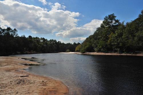 Satilla River Brantley County GA Warner's Landing Blackwater River Natural Area Recreation Picture Image Photograph Copyright © Brian Brown Vanishing South Georgia USA 2013