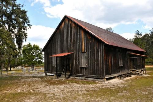 smyrna-baptist-church-lulaton-ga-brantley-county-primitive-hardshell-baptist-church-board-and-batten-pine-walls-vernacular-architecture-landmark-picture-image-photograph-copyright-©-brian