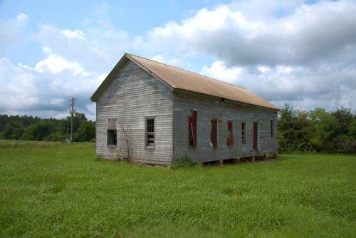 historic cumorrah church lds douglas coffee county ga photograph copyright brian brown vanishing georgia usa 2021