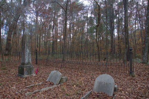 Big Buckhead Baptist Church Cemetery Jenkins County GA Pioneer Settlers Photograph Copyright Brian Brown Vanishing South Georgia USA 2013