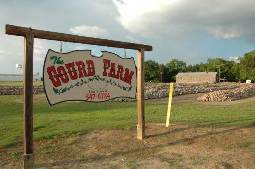 Lena Braswells Gourd Farm Wrens GA Jefferson County Photograph Copyright Brian Brown Vanishing South Georgia USA 2014