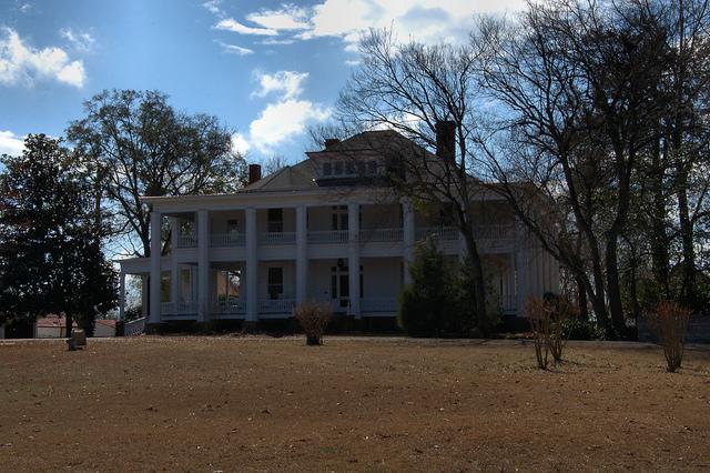 Colonial plantation 1895 cochran vanishing south for South georgia home builders