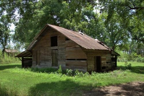 Barn Tattnall County GA Photograph Copyright Brian Brown Vanishing South Georgia USA 2014