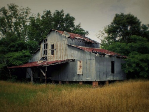 Sunsweet Mills Sunsweet GA Tift County Ghost Town Abandoned Mill Photograph Copyright Brian Brown Vanishing South Georgia USA 2014