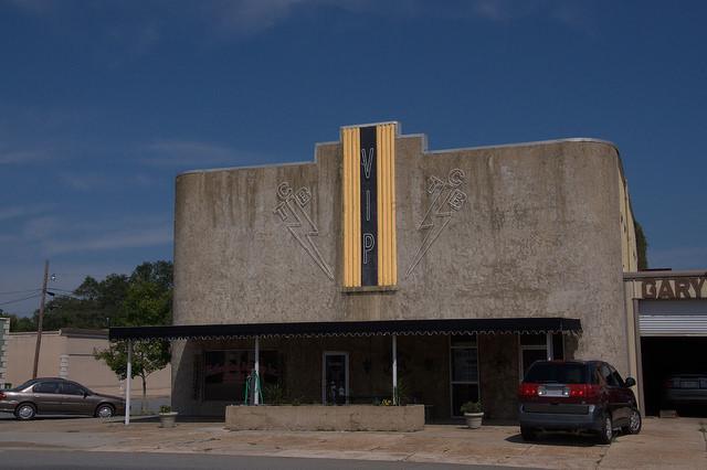 South Georgia Streamline Moderne Architecture | Vanishing South ...
