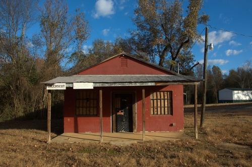 Greens Cut Community Burke County GA Country Store Photograph Copyright Brian Brown Vanishing South Georgia USA 2014