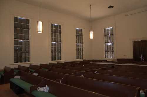 Historic Hopeful Baptist Church Burke County GA Photograph Copyright Brian Brown Vanishing South Georgia USA 2014