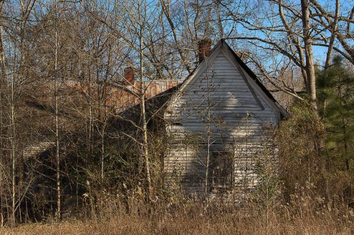 Warthen GA Washington County Abandoned House Vernacular Architecture Photograph Copyright Brian Brow Vanishing South Georgia USA 2015