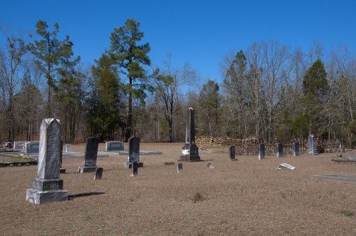 Jacksons Baptist Church Cemetery Washington County GA Photograph Copyright Brian Brown Vanishing South Georgia USA 2015