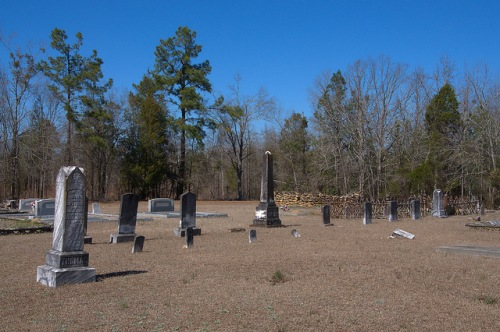 Jacksons Baptist Church Cemetery Washington County GA Photograph Copyright Brian Brown Vanishing South Georgia USA 2015
