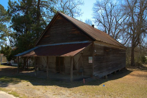 Riddleville GA Country Store Washington County Photograph Copyright Brian Brown Vanishing South Georgia USA 2015