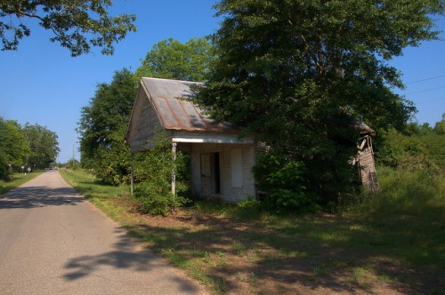 New Era GA Abandoned Country Store Photograph Copyright Brian Brown Vanishing South Georgia USA 2015