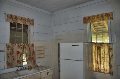 Horne Farm House Long County GA Modern Kitchen Photograph Copyright Brian Brown Vanishing South Georgia USA 2015