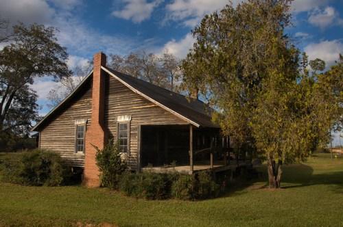 South Georgia Barns Vanishing South Georgia Photographs