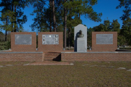 Royal Singing Convention Memorial Mystic Irwin County GA Photograph Copyright Brian Brown Vanishing South Georgia USA 2015
