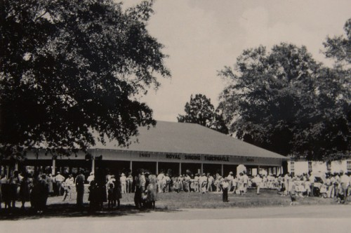 Royal Singing Convention Tabernacle Mystic Irwin County GA 1953