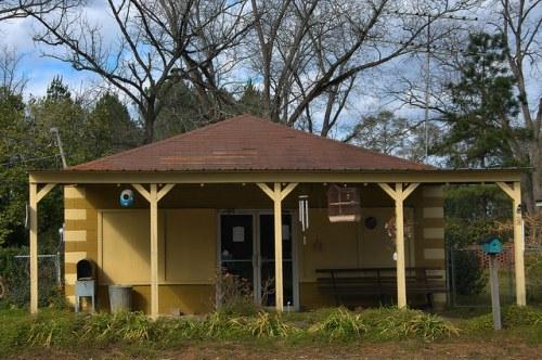 Dickey GA Calhoun COunty Old Store Photograph Copyright Brian Brown Vanishing South Georgia USA 2016
