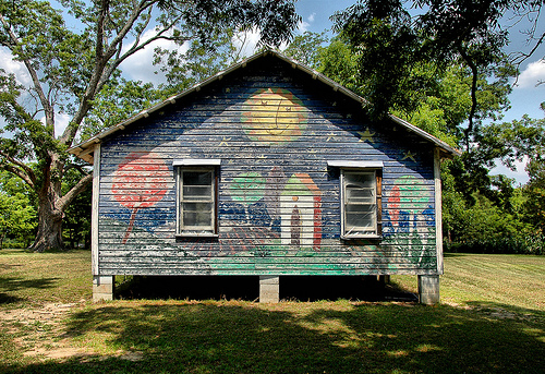 farmhouse-mural-linda-christian-broxton-ga-coffee-county-pictures-photo-copyright-brian-brown-vanishing-south-georgia-usa-2011