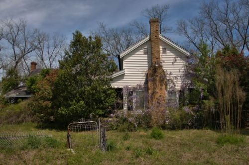 irwin county ga farmhouse photograph copyright brian brown vanishing south georgia usa 2016