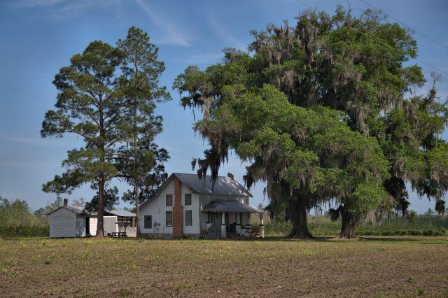 Powell Farm, Lanier County | Vanishing South Georgia Photographs by
