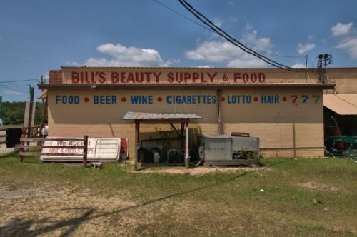 bills beauty and food butler ga photograph copyright brian brown vanishing south georgia usa 2016