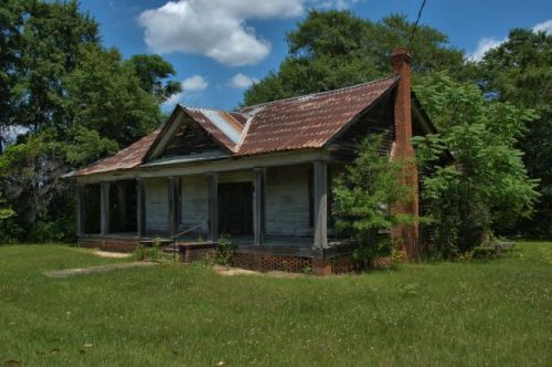 butler ga vernacular house photograph copyright brian brown vanishing south georgia usa 2016