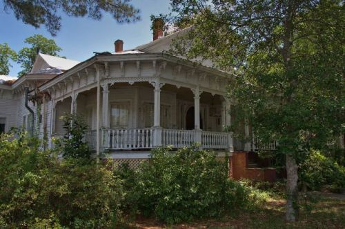 guyton ga cubbedge house front photograph copyright brian brown vanishing south georgia usa 2016