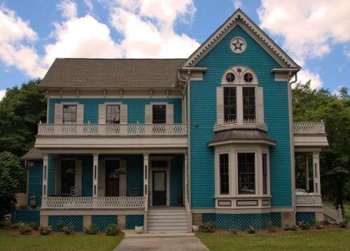 jelks house hawkinsville ga photograph copyright brian brown vanishing south georgia usa 2016