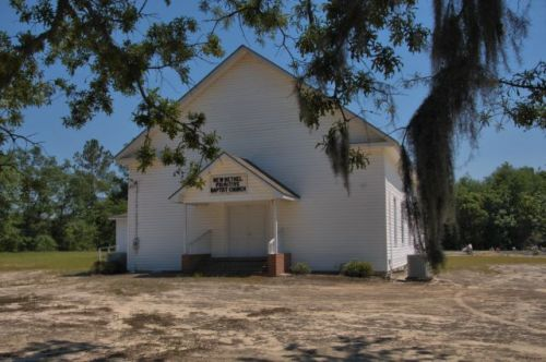 historic new smyrna primitive baptist church pitts ga photograph copyright brian brown vanishing south georgia usa 2016