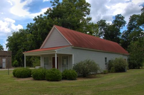 jakin ga llibrary museum photograph copyright brian brown vanishing south georgia usa 2016