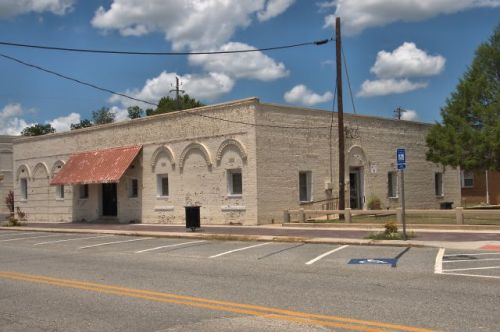 oglethorpe ga historic commercial architecture photograph copyright brian brown vanishing south georgia usa 2016