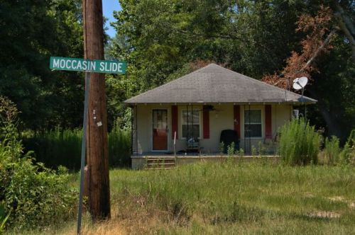 pitts ga moccasin slide neighborhood photograph copyright brian brown vanishing south georgia usa 2016