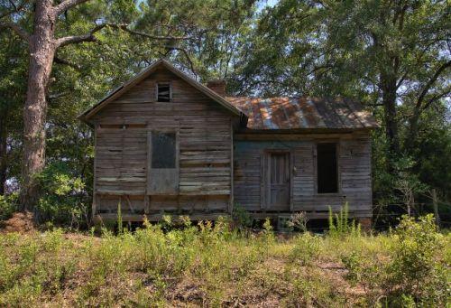 ben hill county ga vernacular tenant house tulip road photograph copyright brian brown vanishing south georgia usa 2016