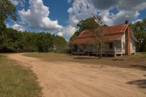 irwin county ga elbert fletcher house photograph copyright brian brown vanishing south georgia usa 2016