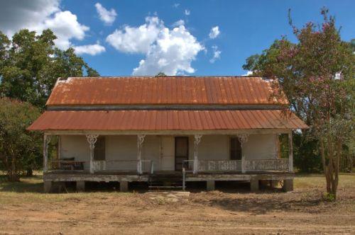 irwin county ga historic fletcher house photograph copyright brian brown vanishing south georgia usa 2016
