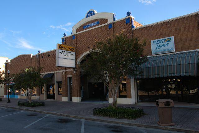 Eastman ga movie theater